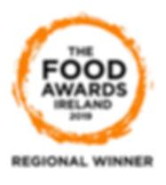 Regional Winner - The Food Awards Irelan