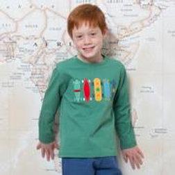 Kite Organic Cotton LS T Shirt