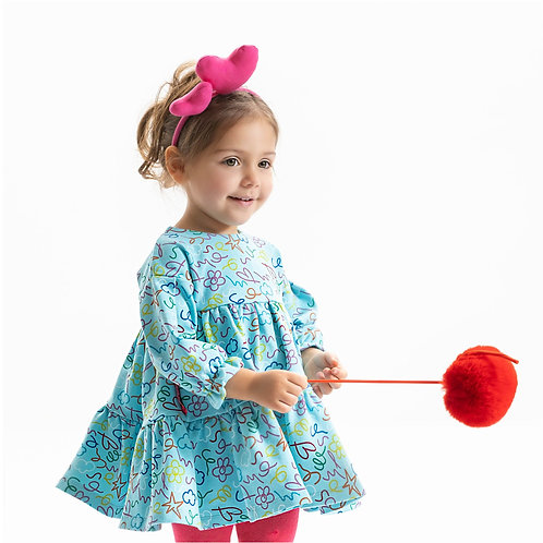 Agatha Ruiz de la Prada Dress &Tights