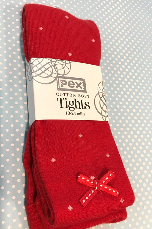 Pex Red Tights