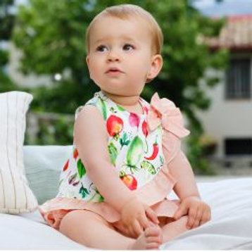 Tutto Piccolo Dress & Briefs