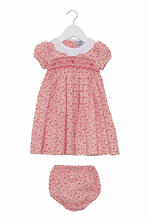 Little Larks Katherine Baby Dress & Pants
