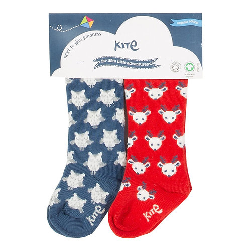 Kite Organic Cotton Socks
