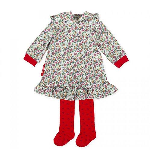 Agatha Ruiz de la Prada Dress & Tights