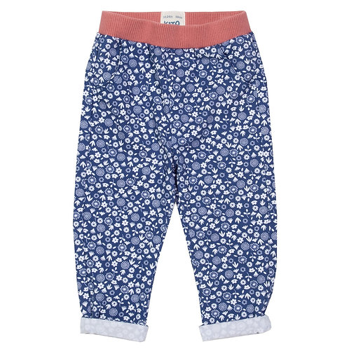 Kite Organic Cotton Pull Up Trousers