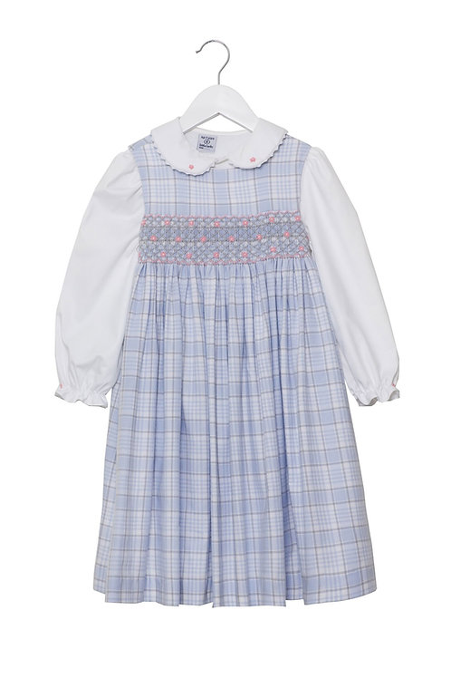 Little Larks Millie Pinafore Dress