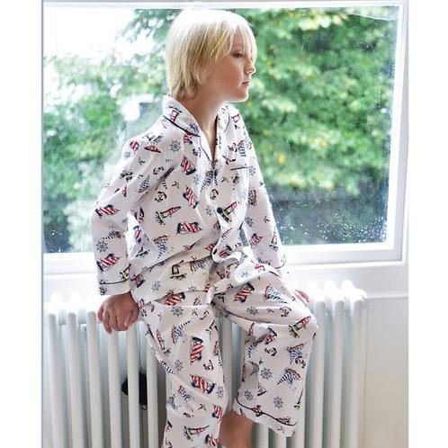 Powell Craft Nautical Pyjamas