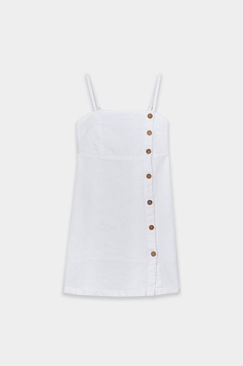 Tiffosi White Dress