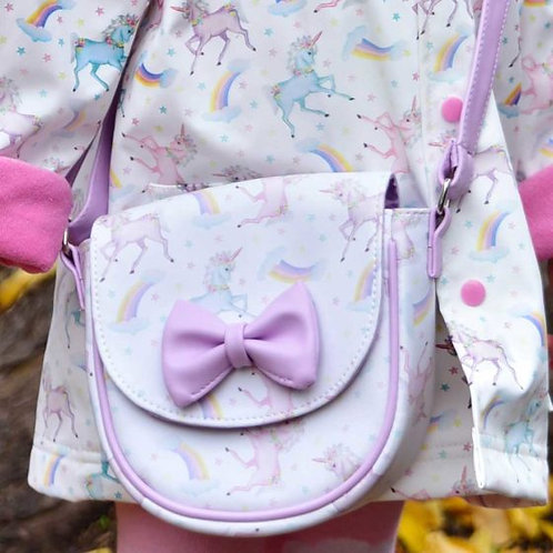 Powell Craft Unicorn Handbag