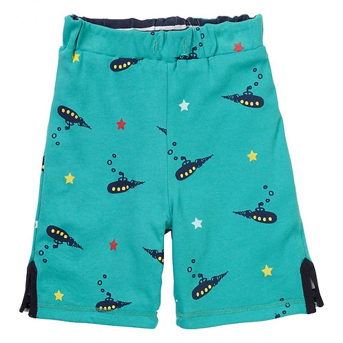 Piccalilly Organic Cotton Reversible Shorts