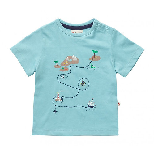 Piccalilly Organic Cotton T Shirt