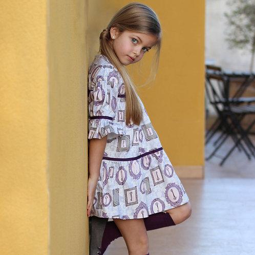 Tutto Piccolo Dress, Hairband & Socks