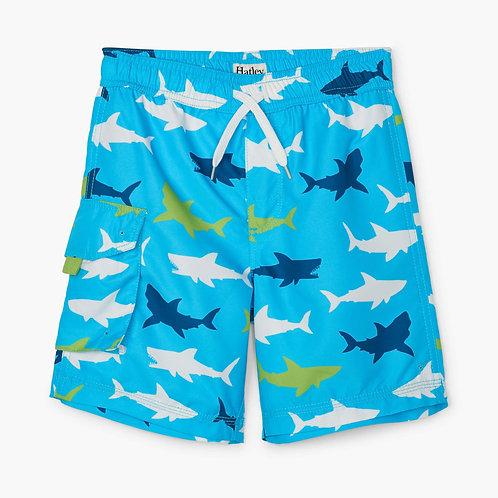 Hatley Shark Swim Shorts