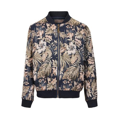 Creamie Jaquard Jacket