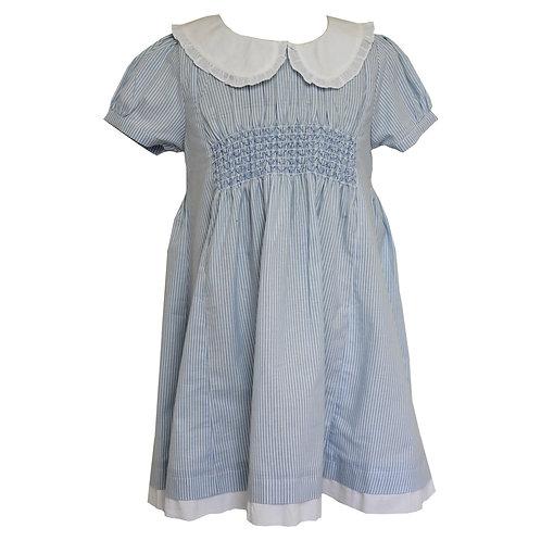 Vintage Blue Dress