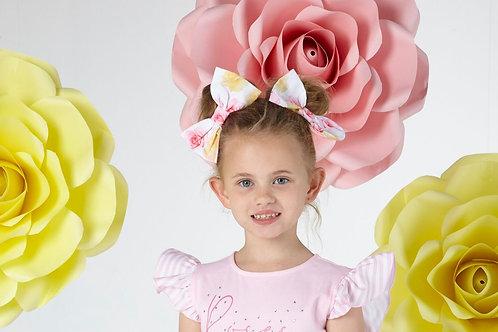 A Dee  Roses Hair Clip