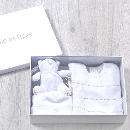 Emile et Rose 3 Piece Gift Box Set