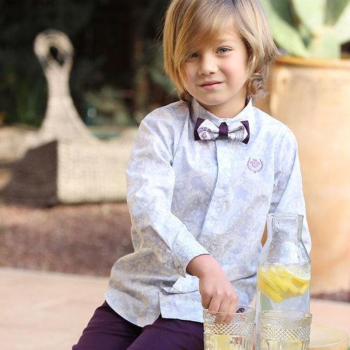 Tutto Piccolo Shirt, Bowtie, Short Pants & Socks