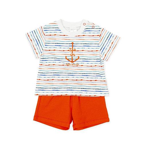 Tutto Piccolo TShirt &Shorts