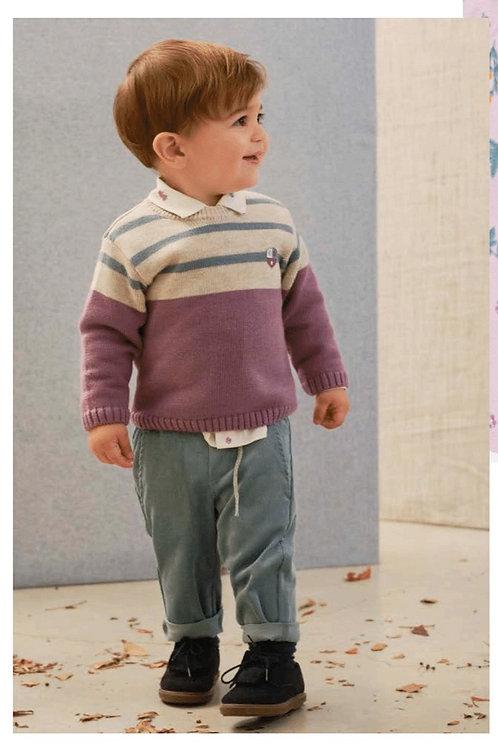 Tutto Piccolo Jumper, Shirt & Trousers