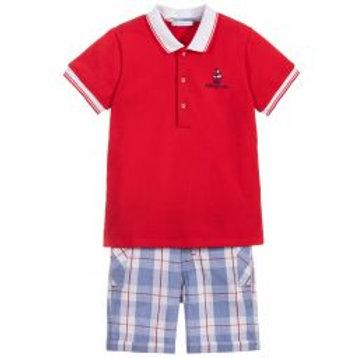 Tutto Piccolo Shorts