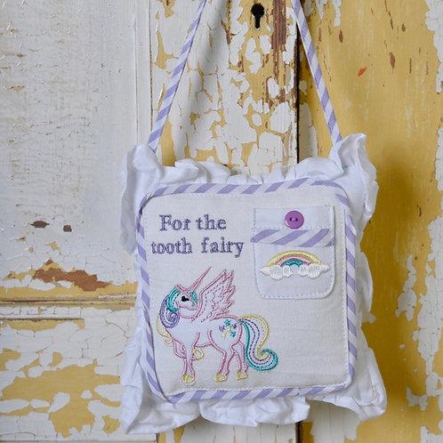 Powell Craft Tooth Fairy Cushion