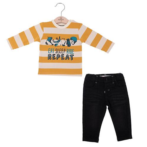 Babybol 2 piece Top & Jeans