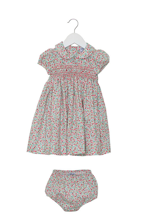 Little Larks Amelia Baby Dress & Pants