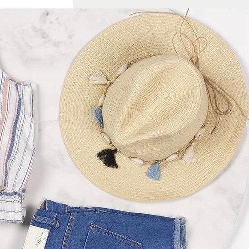 Tiffosi Straw Hat