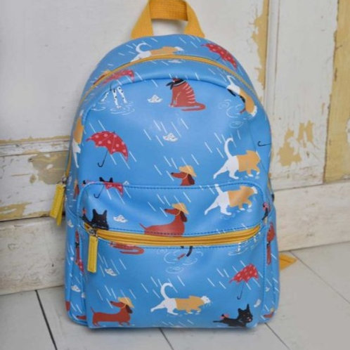 Powell Craft Raining Cats & Dogs Backpack