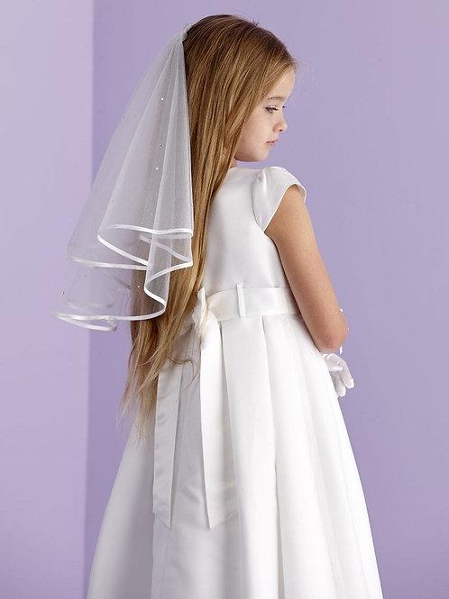 First Communion Veil Katie