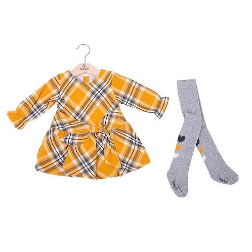 Babybol Dress & Tights