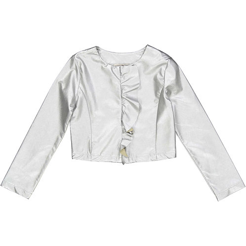 Trybeyond Cropped Jacket