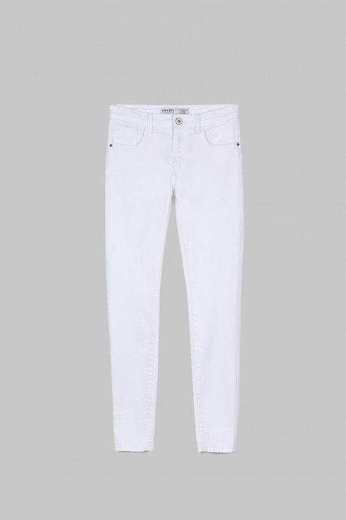 Tiffosi White Denim Jeans