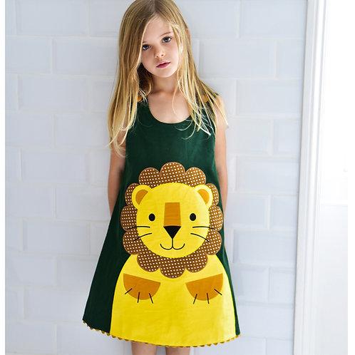 Powell Craft Pinafore Dress