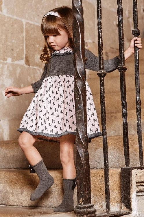 Juliana Poodle Dress