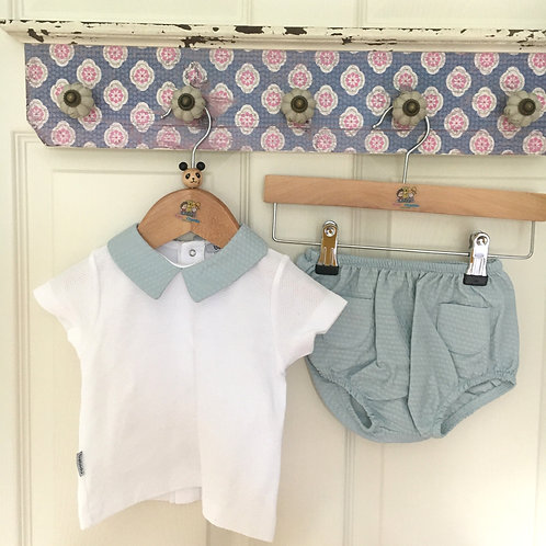 Babidu 2 piece Top & Shorts