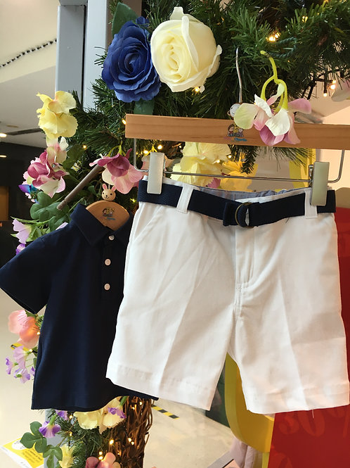 Malvi 2 Piece T-Shirt & Shorts