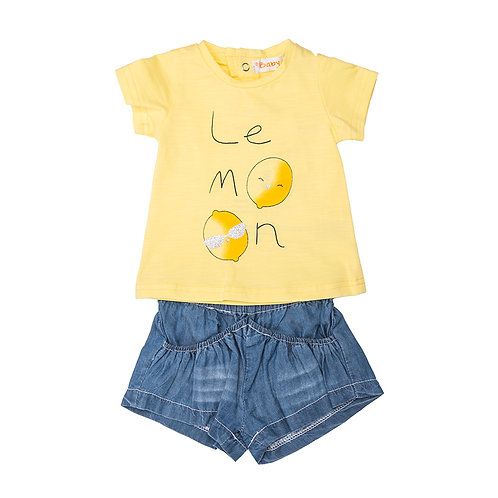 Babybol 2 Piece Top & Shorts