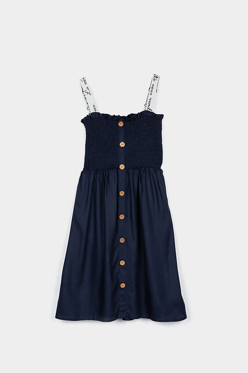 Tiffosi Navy Dress