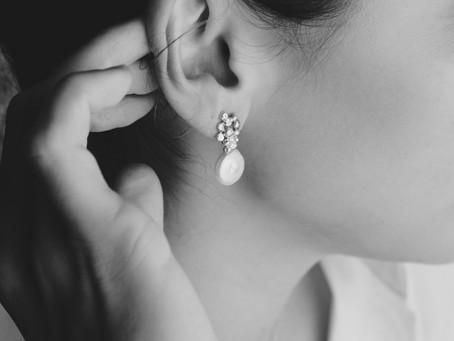 Como escolher as jóias para o casamento?