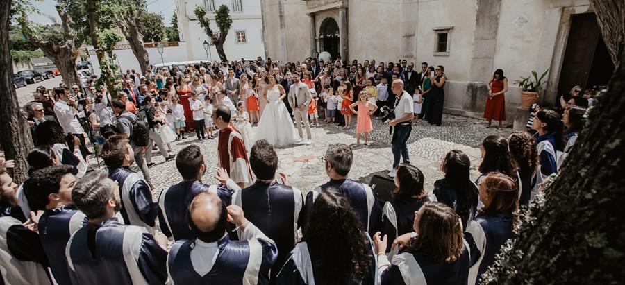 Já foram autorizados os casamentos em Portugal!
