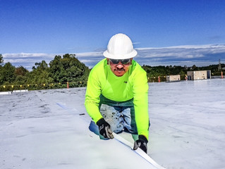 Safety Spotlight-Luciano from Triad Roofing Company