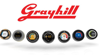Grayhill Touch Encoder article Featured on Trendhunter