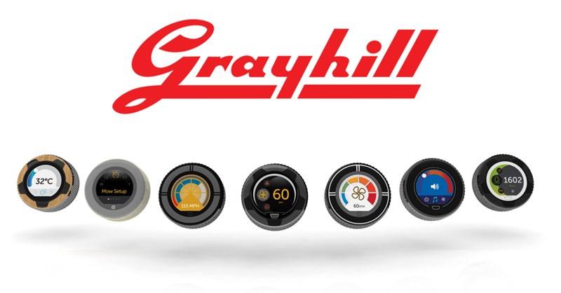 Grayhill Touch Encoder