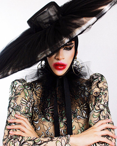 Model: Dro Lopez Photographer: Dro Lopez Stylist: Dro Lopez MUA: Dro Lopez