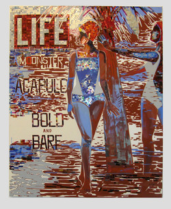 LIFE,monster Acapulco, bold and bare