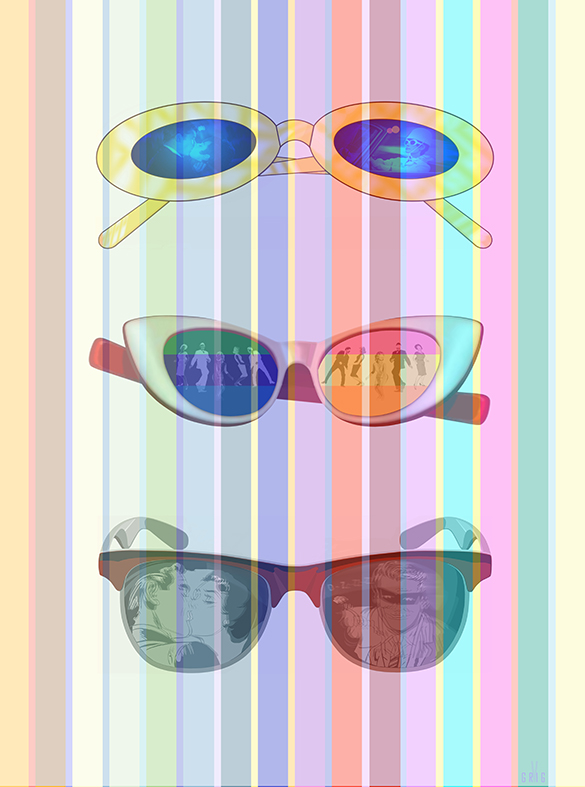 Magic glasses