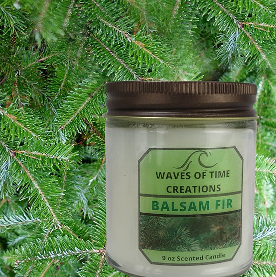 Balsam Fir Candle