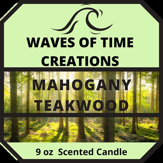 New Mahogany Teakwood